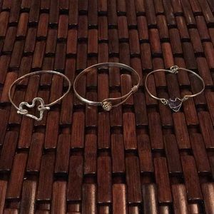 Three Bracelet Bundle!